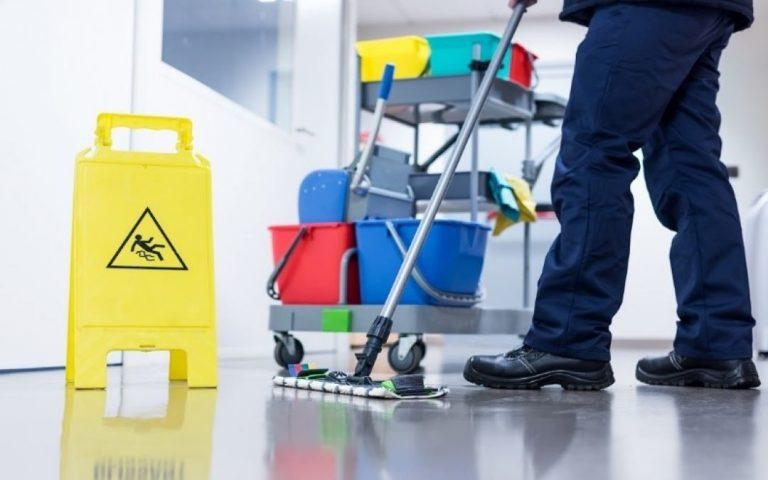 Υπηρεσίες καθαρισμού